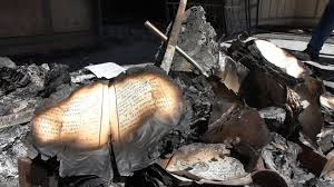 Burnt Bible